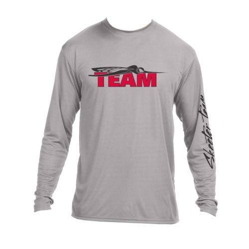 Team Long Sleeve Cooling Performance Tee