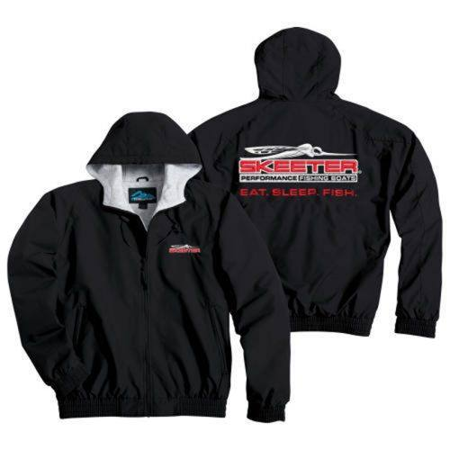 black baywatch jacket