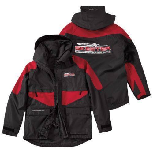 performance rain gear jacket